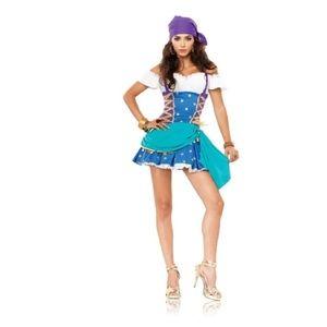 Esmerelda inspired Halloween Costume